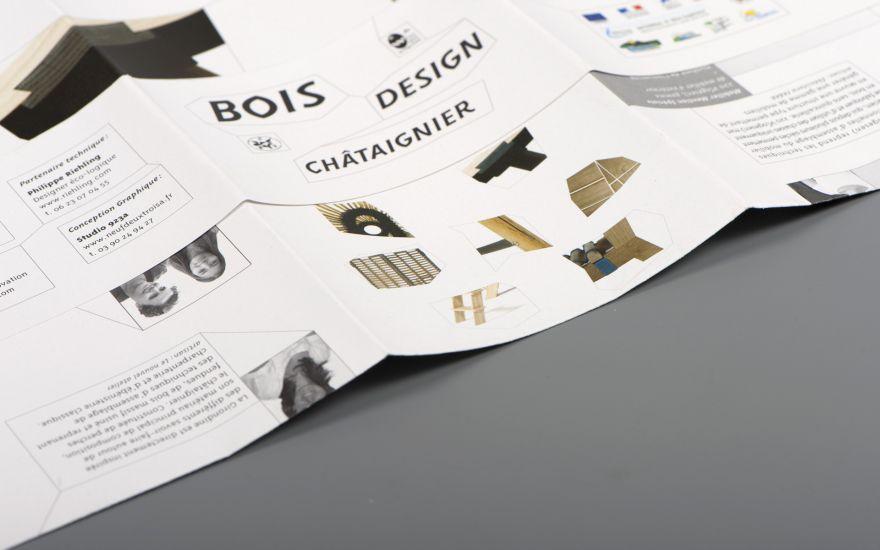 Design bois chataignier